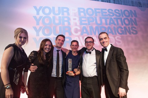 Third City- PRCA Small Agency of the Year 2012 image